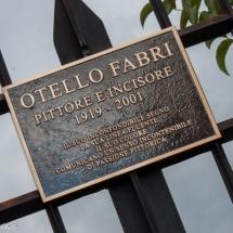 Intitolazione 'Largo Otello Fabri' - 8225