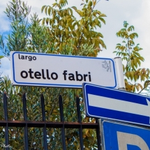 Intitolazione 'Largo Otello Fabri'